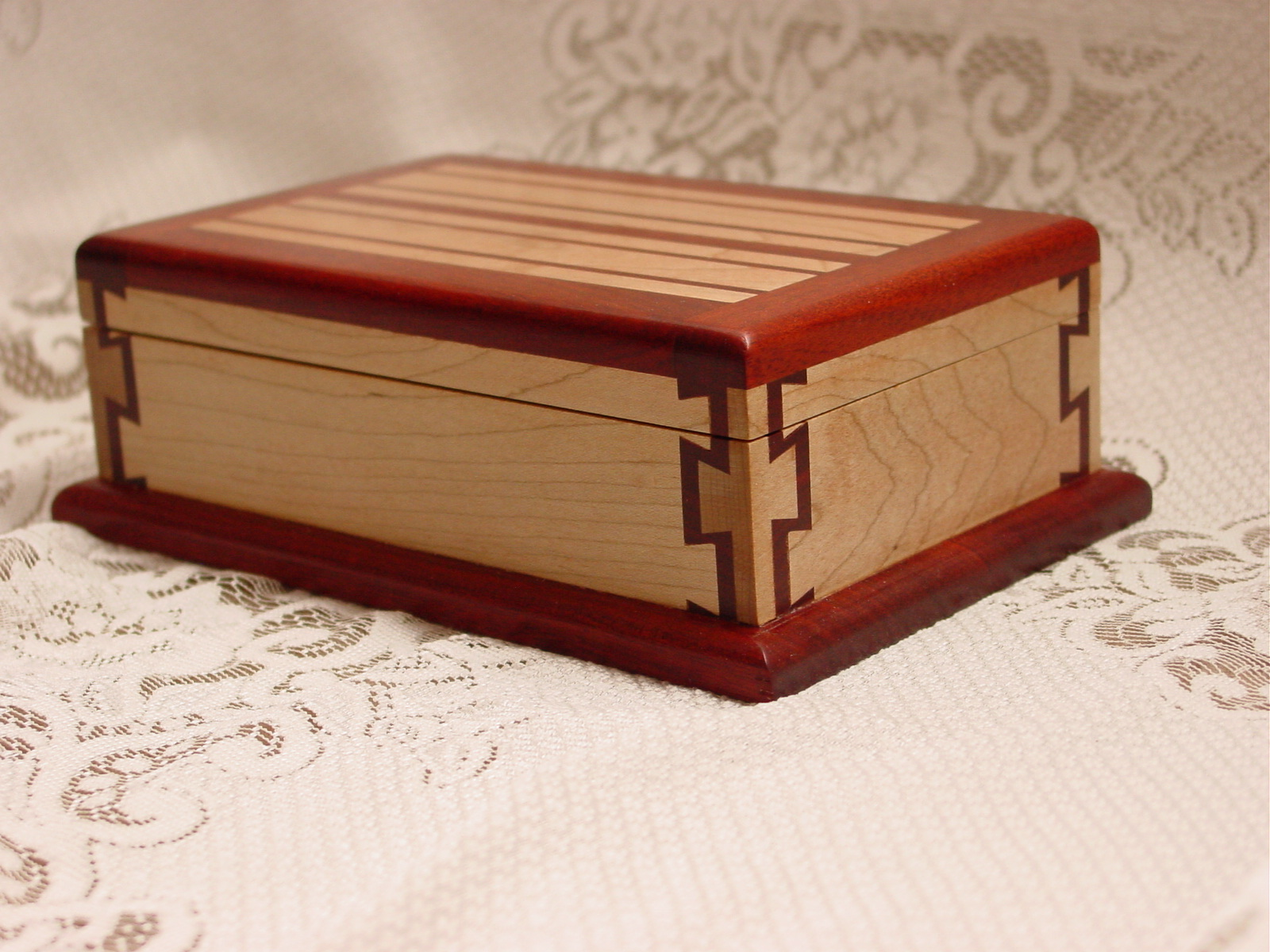 Jewelry Keepsake Boxes Incredible Woodworks